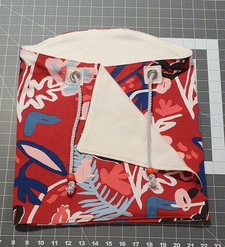 Makerist - Moby-Schnür-Schal - Nähprojekte - 2