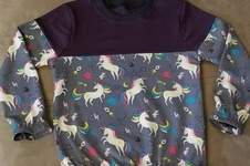 Makerist - Tee-shirt Levi en mode licorne - 1
