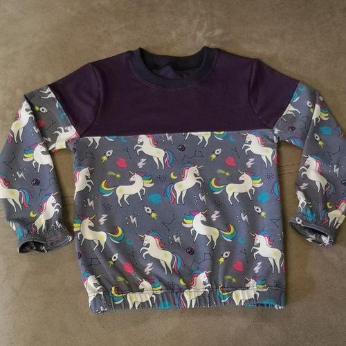 Makerist - Tee-shirt Levi en mode licorne - Créations de couture - 1
