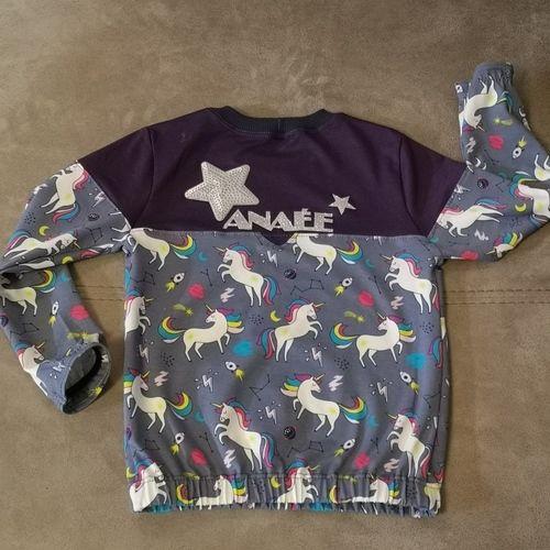 Makerist - Tee-shirt Levi en mode licorne - Créations de couture - 2