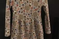 Makerist - Für meine kleine Tochter. Kleid Amelie aus Alpenfleece.  - 1