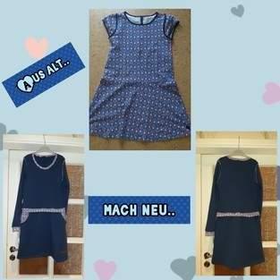 Makerist - MISCHUNG aus Kleid Frau Fannie u Festliches Kleid ELISABETH  - 1