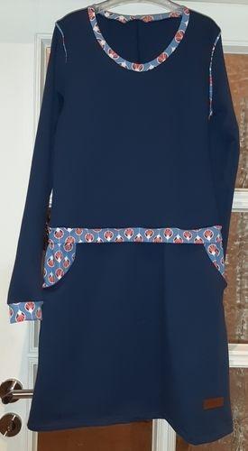 Makerist - MISCHUNG aus Kleid Frau Fannie u Festliches Kleid ELISABETH  - Nähprojekte - 2