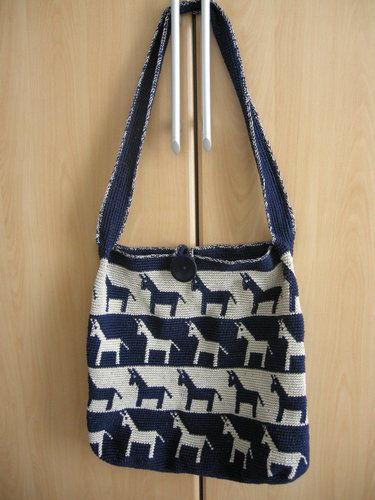 Makerist - Tapestry Tasche - Häkelprojekte - 1