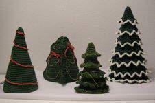 Makerist - Weihnachtsbäume, die keine Nadeln verlieren - 1