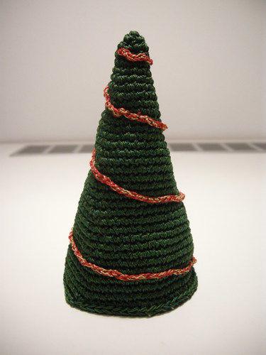 Makerist - Weihnachtsbäume, die keine Nadeln verlieren - Häkelprojekte - 3