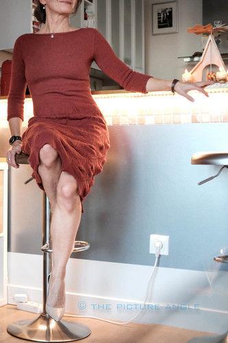 Makerist - Little Red Dress, Holst Tides in Chianti - Strickprojekte - 1