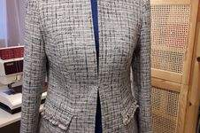 Makerist - Bouclejacke im Chanel Stil - 1