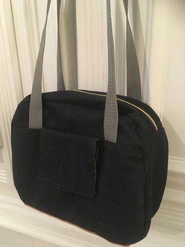 Makerist - Handtasche JustBE - Nähprojekte - 2