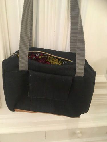 Makerist - Handtasche JustBE - Nähprojekte - 3