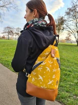 Makerist - Sling Bag Malea - 1
