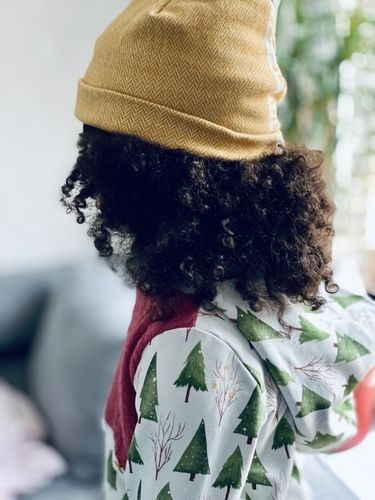 Makerist - Hipster beanie  - Nähprojekte - 1