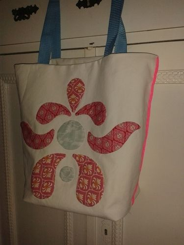 Makerist - Tasche mit Kurbitz - Motiv - Nähprojekte - 1