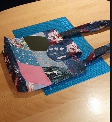 Makerist - Tablet-Tasche - Patchwork-Projekte - 1