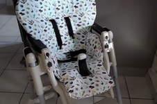 Makerist - Coussin chaise Per Perego - 1