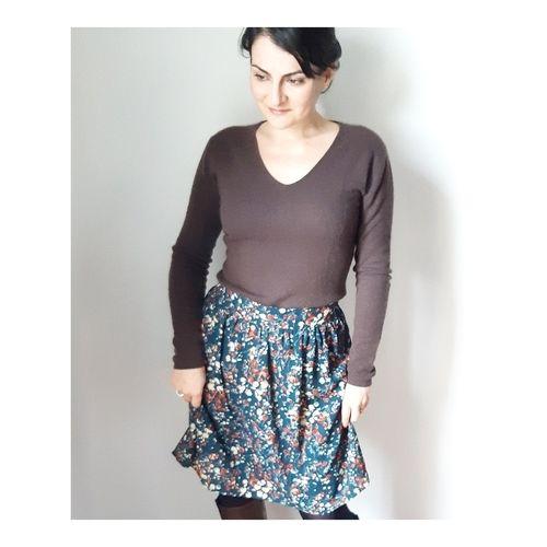 Makerist - Hack de la jupe Zélie de Mes Patrons De Fille - Créations de couture - 1