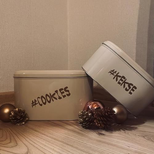 Makerist - Keksdose aufgepeppt - DIY-Projekte - 2