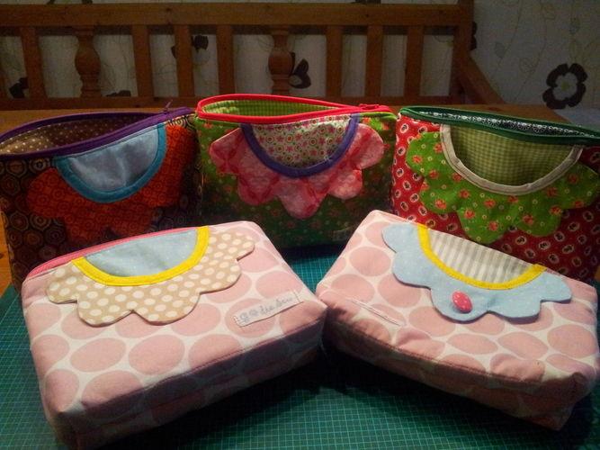 Makerist - Kosmetiktäschchen - Nähprojekte - 1