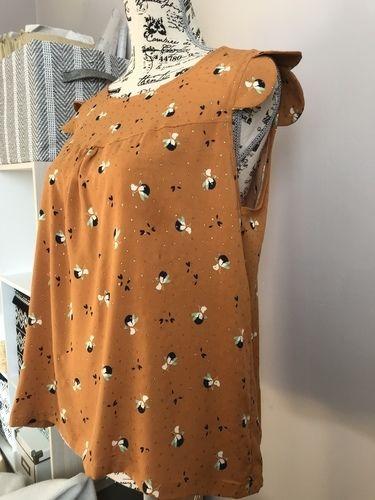 Makerist - Blouse Iris de l'Usine à bulles  - Créations de couture - 1