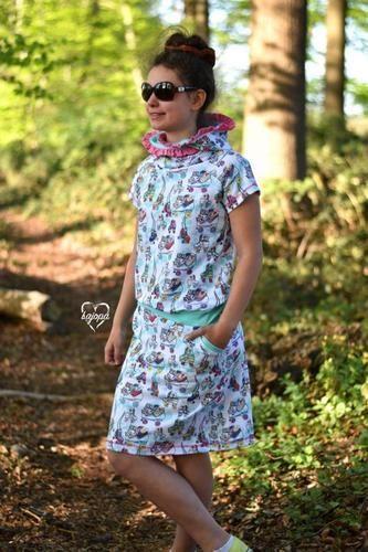 Makerist - Mini Julieta als Kleid - Nähprojekte - 1