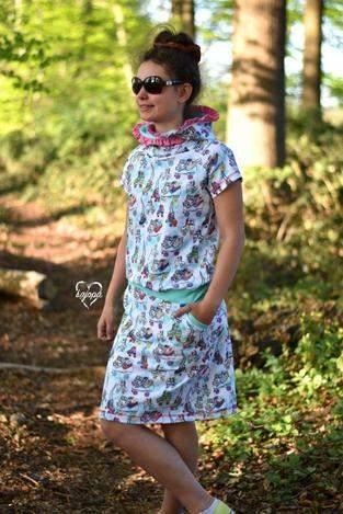 Mini Julieta als Kleid