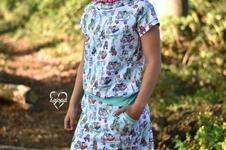 Makerist - Mini Julieta als Kleid - 1