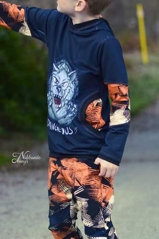 Makerist - Kids Basic Hoodie - 1