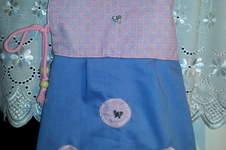 Makerist - Babykleid fuer Femke - 1