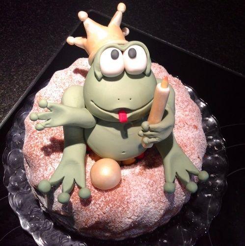 Makerist - Froschkönig - Torten, Cake Pops und Cupcakes - 1