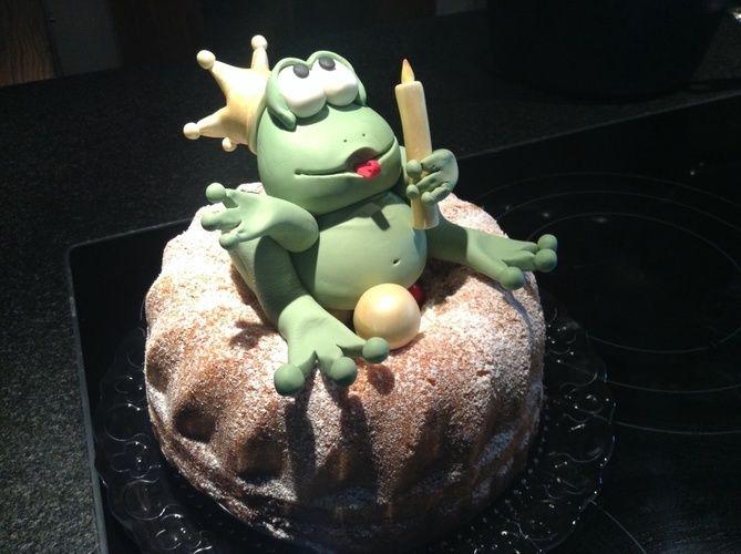 Makerist - Froschkönig - Torten, Cake Pops und Cupcakes - 2