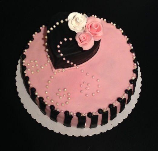 Makerist - Mama's Geburtstagstorte - Torten, Cake Pops und Cupcakes - 2