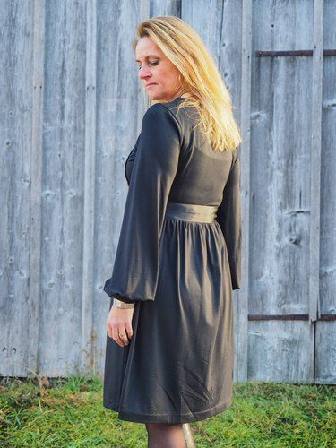 Makerist - Biesen-Kleid Elise - Nähprojekte - 2