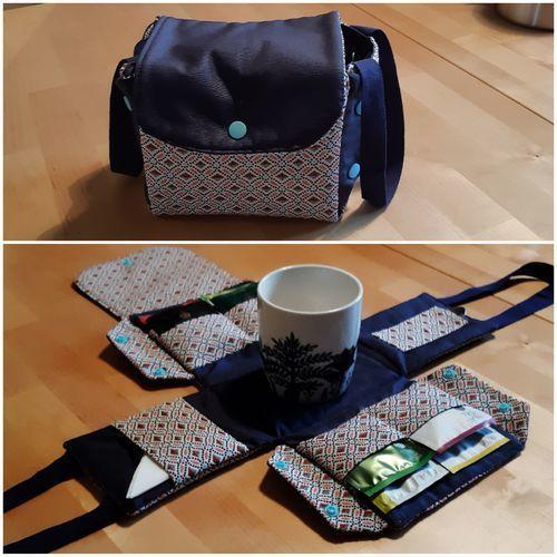 Makerist - Pochette à thé  - Créations de couture - 1