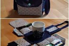 Makerist - Pochette à thé  - 1