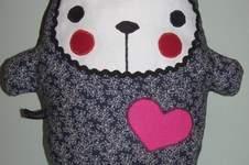 "Makerist - Teddy ""Sweetheart"" - 1"
