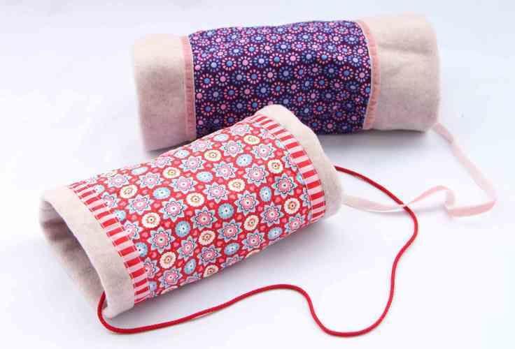 Makerist - Muff für warme Kinderhände - Nähprojekte - 1