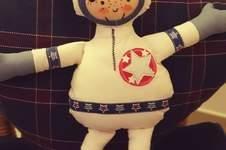 Makerist - kleiner Astronaut für meinen Sohn - 1