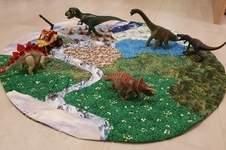 Makerist - Dino Spielteppich für meinen Sohn - 1