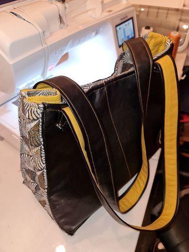 Makerist - sac victor realisé  pour ma fille - Créations de couture - 1