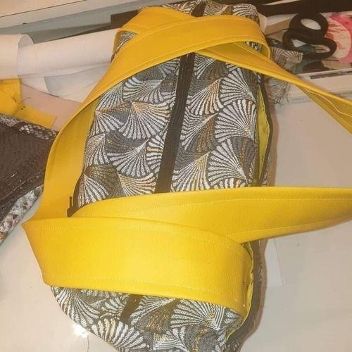 Makerist - sac de voyage geore - Créations de couture - 1