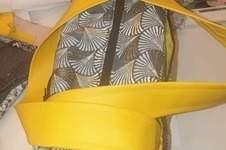 Makerist - sac de voyage geore - 1