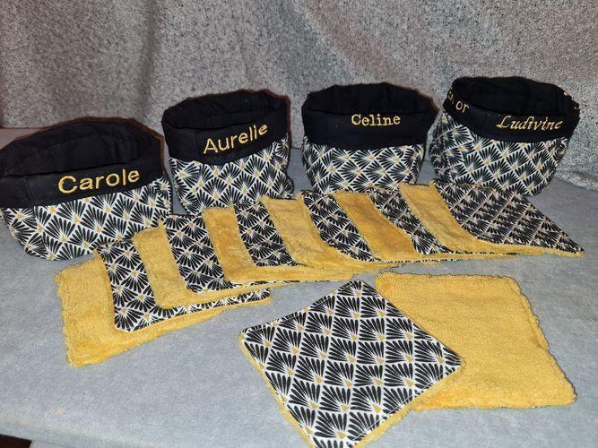 Makerist - ligettes et son panier creation sur demande - Créations de couture - 2