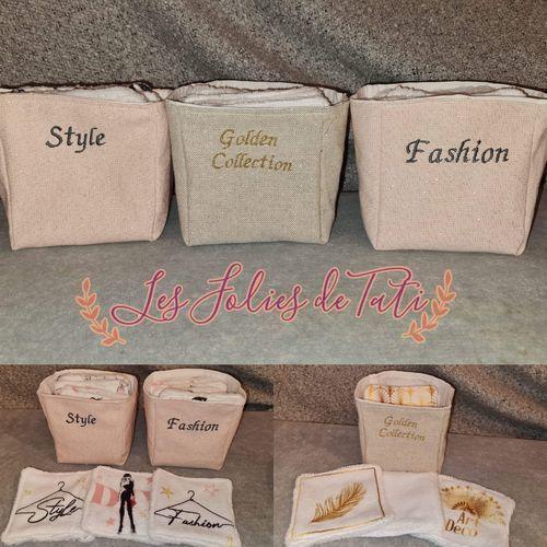 Makerist - ligettes et son panier creation sur demande - Créations de couture - 3