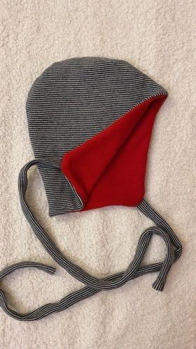 Makerist - Warmes Mützchen Floh für meinen zweiten Enkel - Nähprojekte - 2