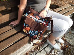 Makerist - Tasche für den Herbst - 1