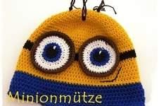 Makerist - M!NION-Mütze - 1