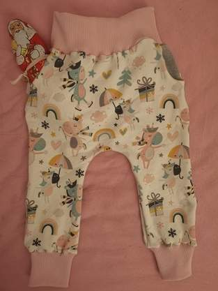 Makerist - Baggy-Pants-Baby - 1