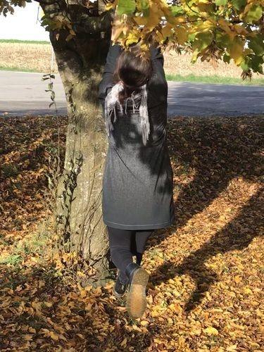 Makerist - Kleid Mila aus Herringbone Gradient von Apfelschick  - Nähprojekte - 2