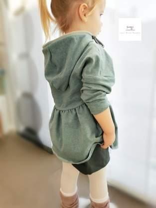 Makerist - Girls Sweater Dress für meine Tochter  - 1