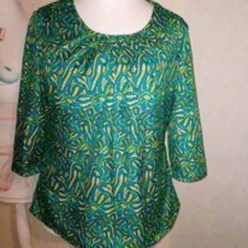 Makerist - Madame Ameland transformée en top - Créations de couture - 1